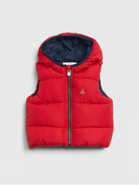 Baby ColdControl Max Puffer Vest