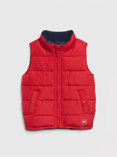 Toddler BetterMade ColdControl Max Puffer Vest