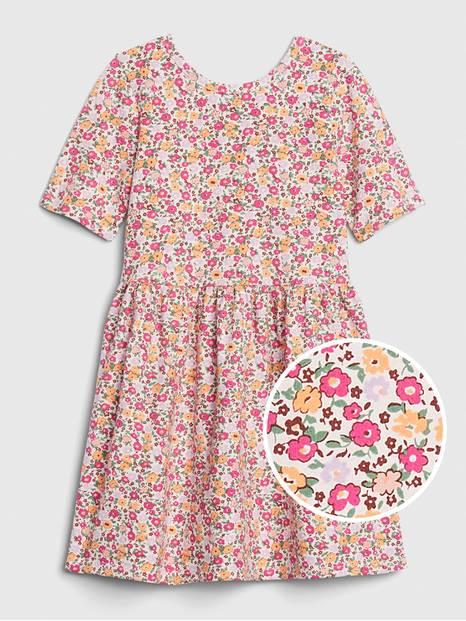 Toddler Unicorn Skater Dress