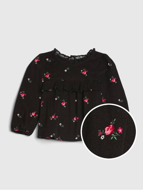 Baby Floral Shirt