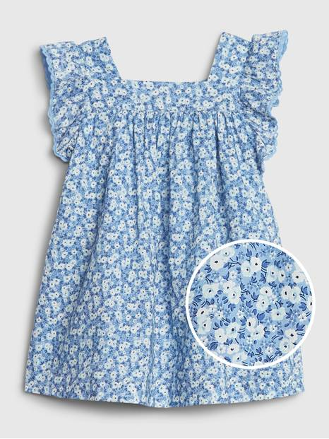 babyGap Floral Dress