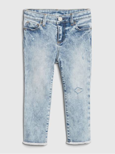 Toddler Skinny Ankle Jeans with Stretch