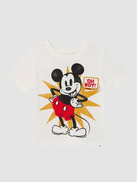 Toddler Disney Mickey Mouse T-Shirt
