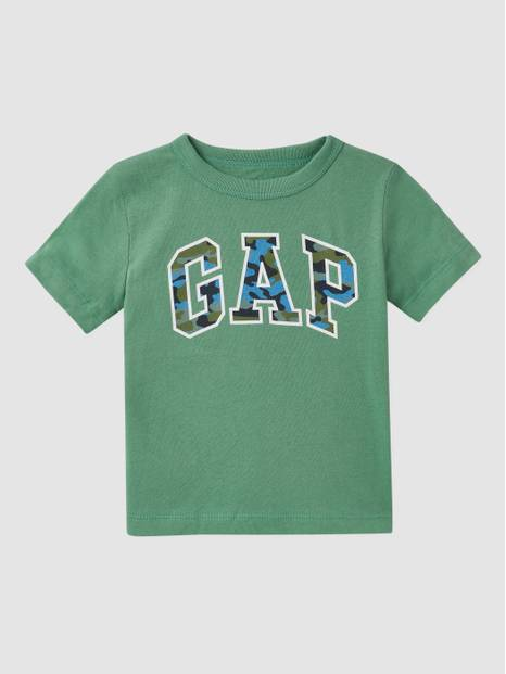 Toddler Camouflage Arch Logo T-Shirt