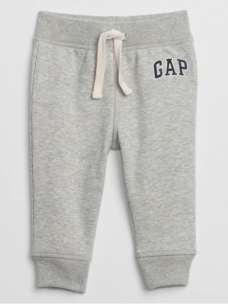 babyGap Logo Pull-On Pants