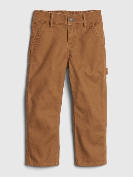 Toddler Carpenter Straight Jeans with Stretch