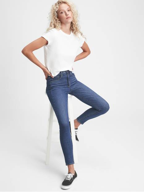 High Rise Universal Jegging with Secret Smoothing Pockets