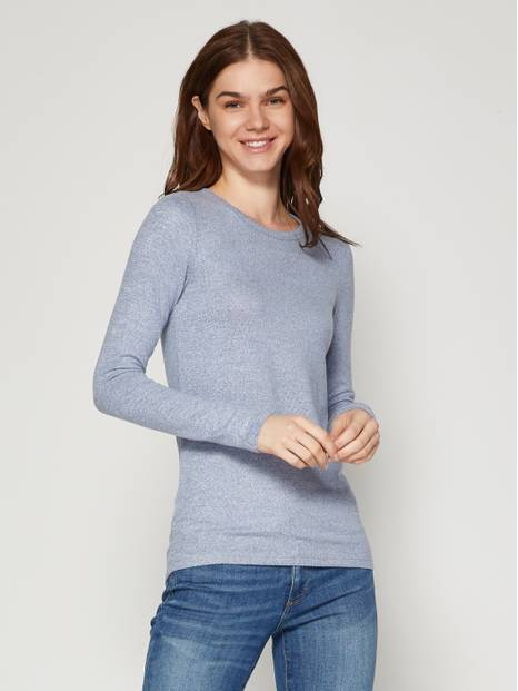 Cozy Long Sleeve T-Shirt