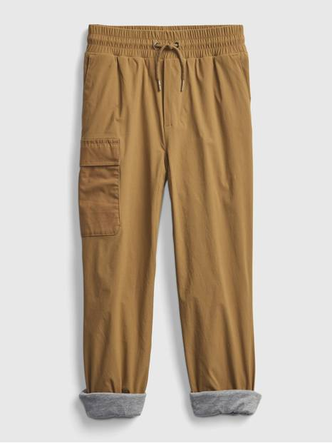 LINED HYBRID PANT | 214091044