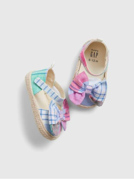 FAM PLAID SHOE | 214268827