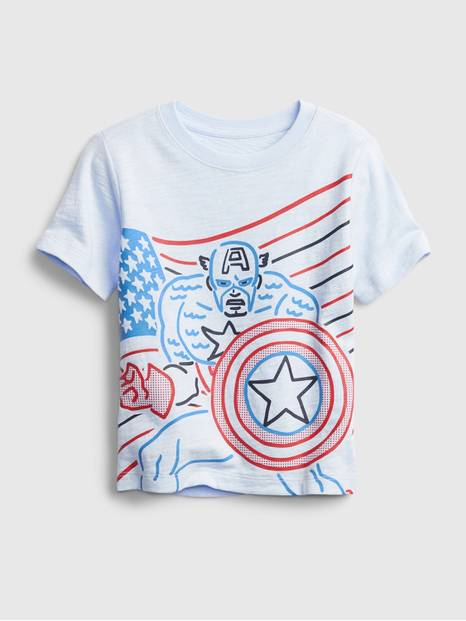babyGap &#124 Marvel Graphic T-Shirt