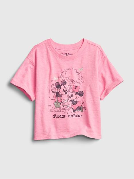 babyGap &#124 Disney Mickey and Minnie Mouse T-Shirt