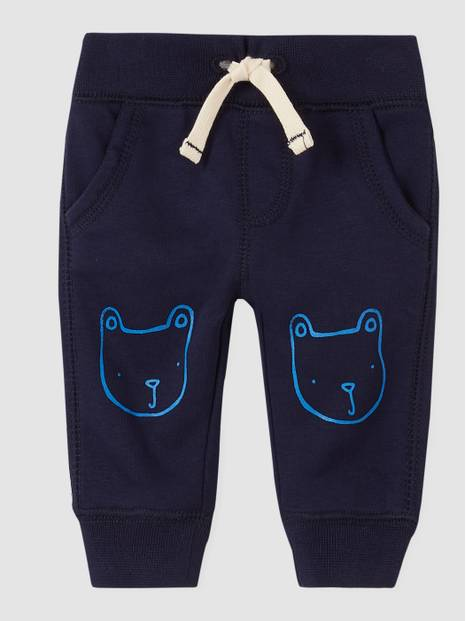 Baby French Terry Pull-On Joggers
