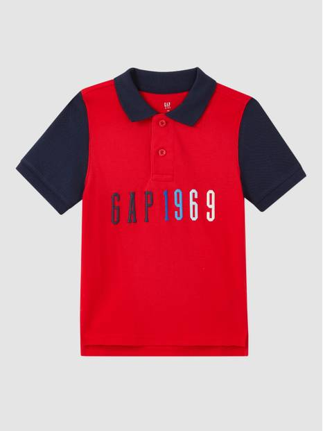 Kids International Logo Polo