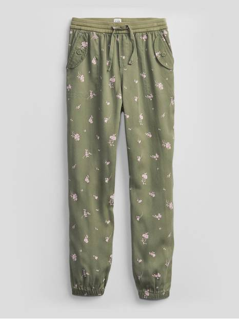 Kids Cargo Pull-On Joggers