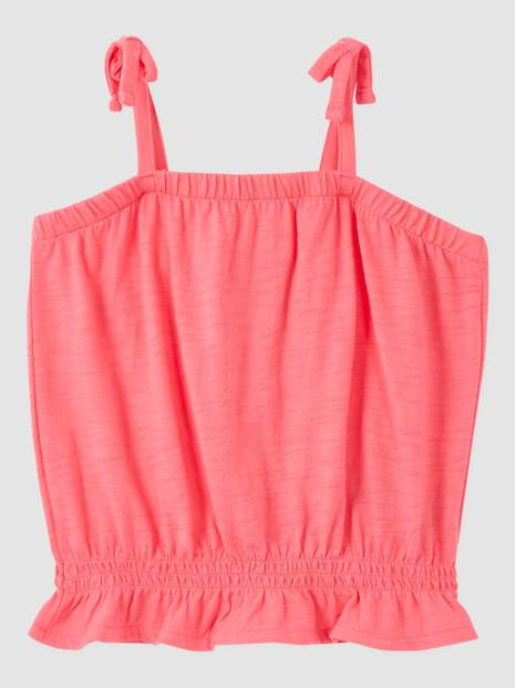 Kids Smocked Tank Top