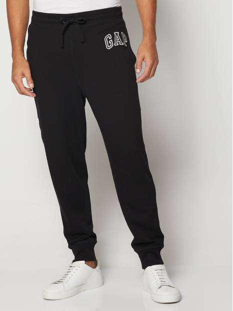 French Terry Logo Joggers