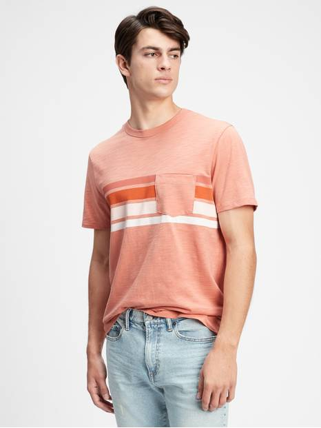 Lived-In Stripe T-Shirt