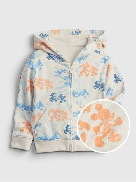 babyGap &#124 Disney Mickey Mouse Graphic Hoodie