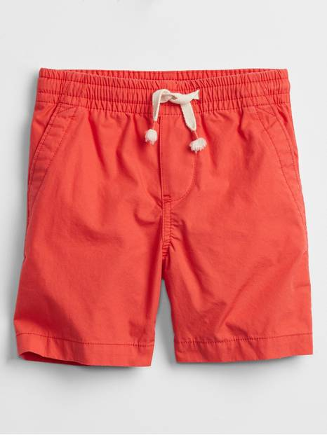 Toddler Pull-On Shorts With Washwell&#153