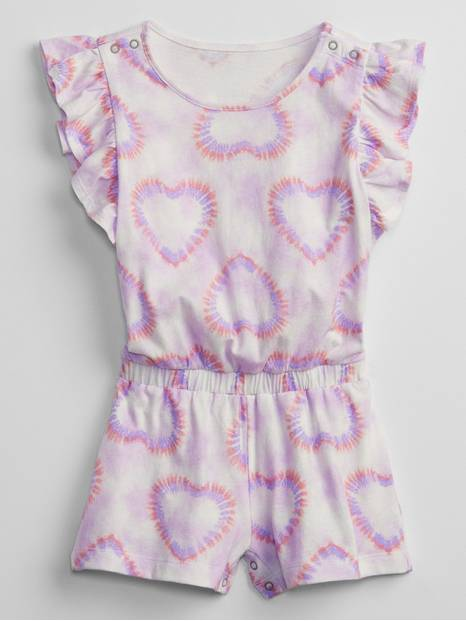 Toddler Ruffle Romper