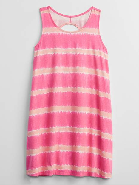 Kids Print Swing Dress